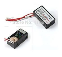 2016 Design 60W AC 110V -130V 12V Halogen Light Lamp LED Driver Power Supply Converter Electronic Transformer