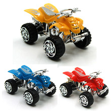 3Pcs Kids Mini Beach Motorcycle Diecast Model Motor Bike Miniature Models Race Toy Cars For Children Gifts