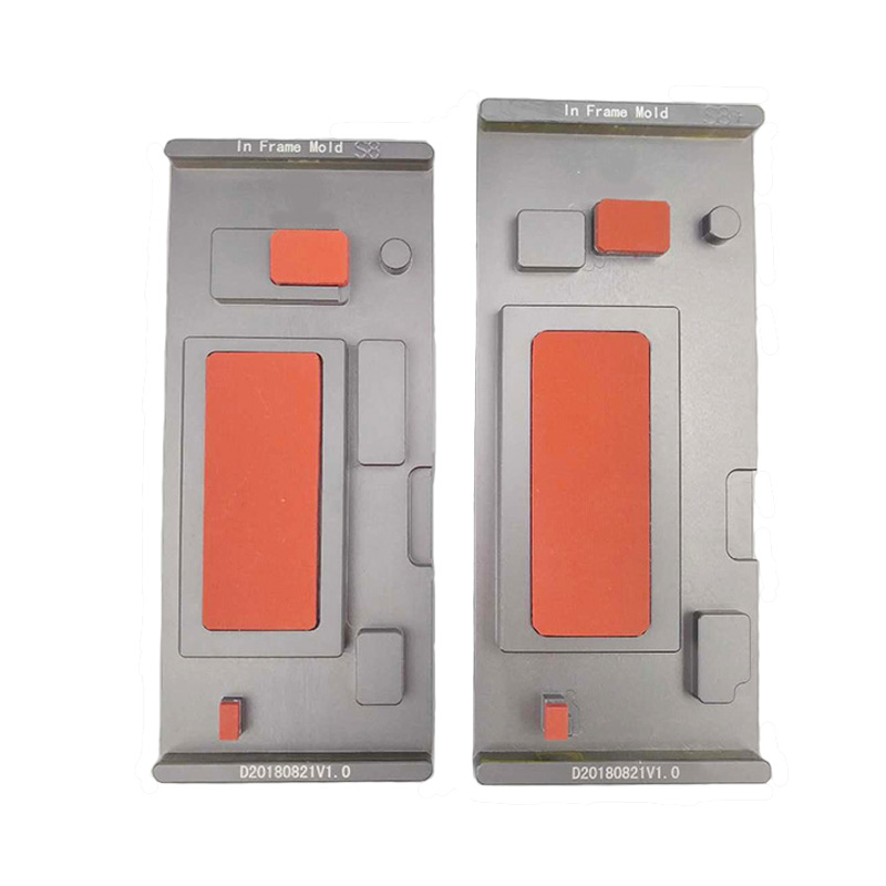 In Frame Mold for Samsung S7 Edge S8 S9 Screen Middle Frame Holder OCA Laminating Mould LCD Repair Tools