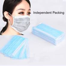 4-layer activated carbon anti fog dust disposable masks(China)