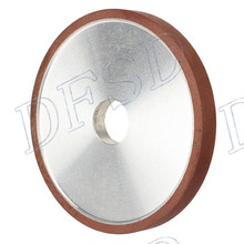 125mm Diamond Aluminum Resin Parallel Disc Grinding Wheel Grit 150# for Snagging(China)