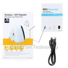 Good quality Wireless N Wifi Repeater 802.11N/B/G Network AP Router 300Mbps Range Expander Signal Antennas Booster Extend EU/US