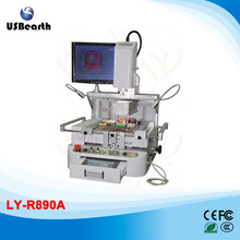 High quality LY R890A Automatic BGA rework station with CCD alignment system and HD touch screen, BGA machine for professional(China)
