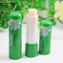 New Brand Fruit Nature Organic Lip Balm Lipstick Cute Lip Balm Protector Sweet Taste Moisturizing Lip Gloss M01771(China)