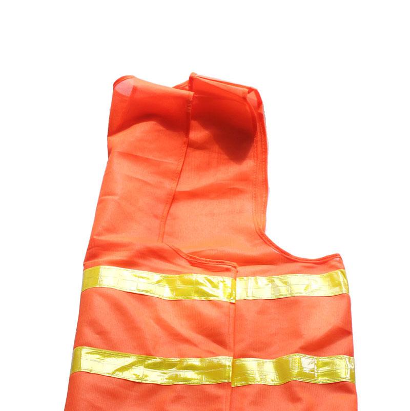 1pcs Car Motorcycle Reflective Vest Auto Safety Clothing High Visibility Traffic Emergency Warning Coat Reflect Stripes Cloth (4)