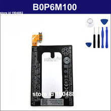 100% SanErqi Tested B0P6M100 Battery for HTC one mini2 one mini 2 battery 2100mah Cellphone Replacement  Free Tools