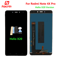 Buy Xiaomi Redmi Note 4X Pro LCD Display Touch Screen Digitizer Assembly Replacement Redmi Note 4X Pro Prime Helio X20 for $21.49 in AliExpress store