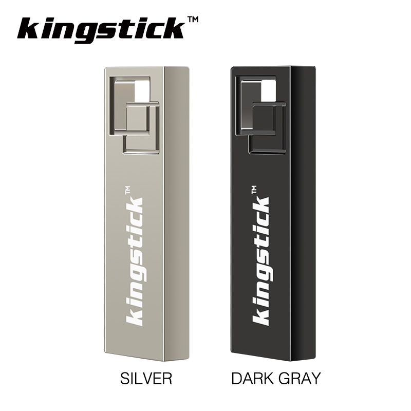 Kingstick real capacity USB2.0 pendrive 4gb 8gb 16gb 32GB 64gb 128gb pen drive usb flash drive memory stick U disk free ship(China)