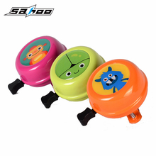 SAHOO Cute Bicycle Bike Bell Funny Cartoon Cycling Horns Children Kids Ring 60mm Diameter