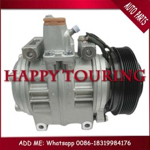 10P30C A/C Compressor For TOYOTA COASTER BUS 7PK 24V 88320-36530 447220-1030 447170-3340 88320-36560 447180-4090