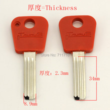 Wholesale B083 House Home Door Empty Key blanks Locksmith Supplies Blank Keys