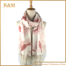 new fashion style bird Scarves women's scarf long shawl spring viscose beautiful scarf
