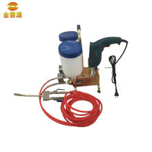 JBY618 Two component-Epoxy Resin PU Polyurethane Foam Grouting Pump(China)
