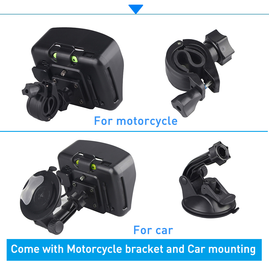 GPS Navigation for car and motorcycle
