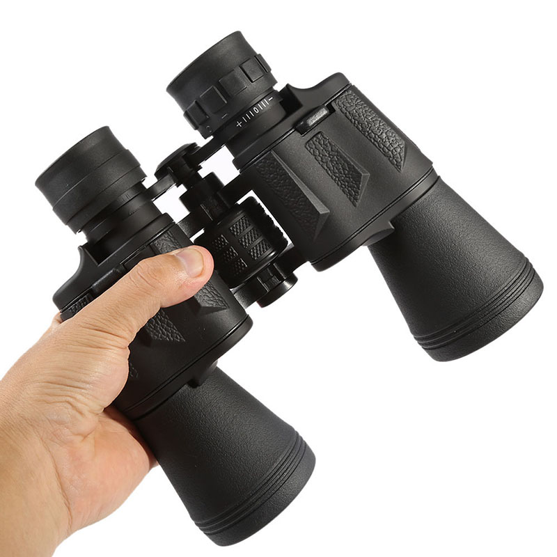 Outdoor Camping Universal 20 x 50 Night Vision Binoculars Telescope Portable Zoom Focus Multi-coated Roof Prism<br><br>Aliexpress