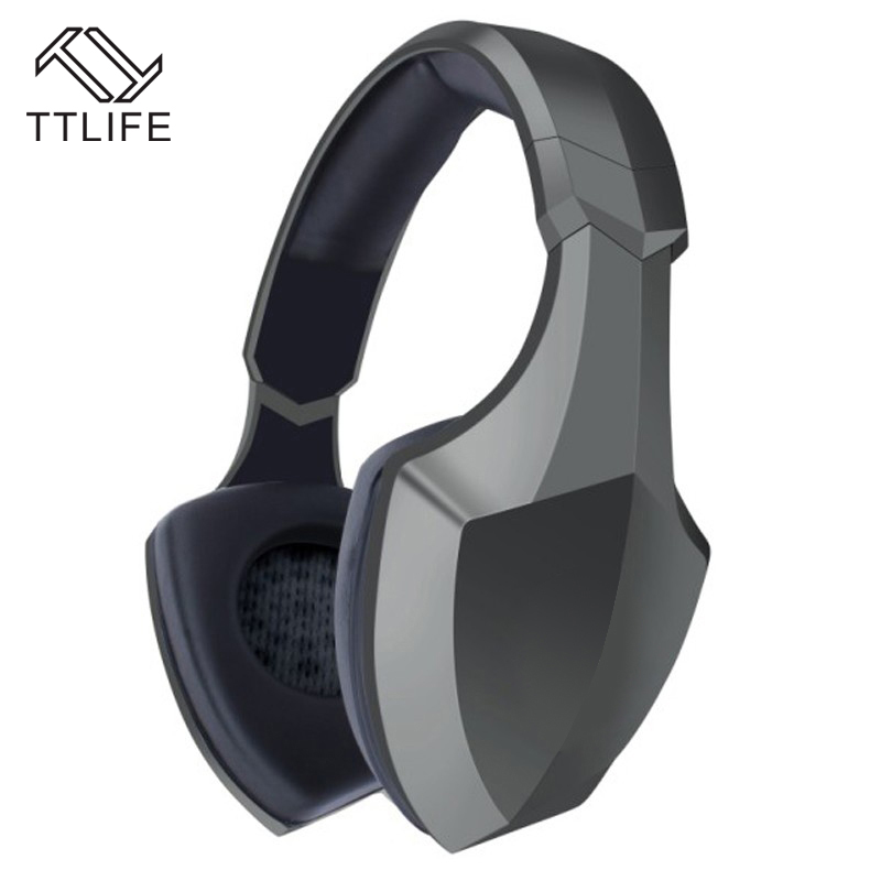 TTLIFE Brand S33 Portable Over the Ear Headphones Stereo Headphones Bluetooth 4.1 Headset  fone de ouvido for Game Smartphone<br><br>Aliexpress
