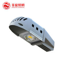 Free shipping 2016 hot sales  train style ip65 40w led street light Meanwell driver