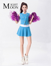 MOONIGHT The New Cheerleading Uniforms Students Games Cheerleaders Cheerleading Costume Clothing