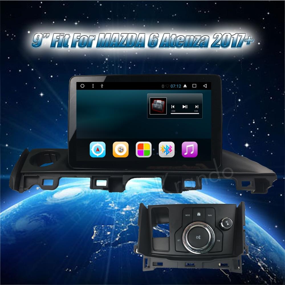 krando mazda 6 atenza android car radio gps navigation multimedia system (4)