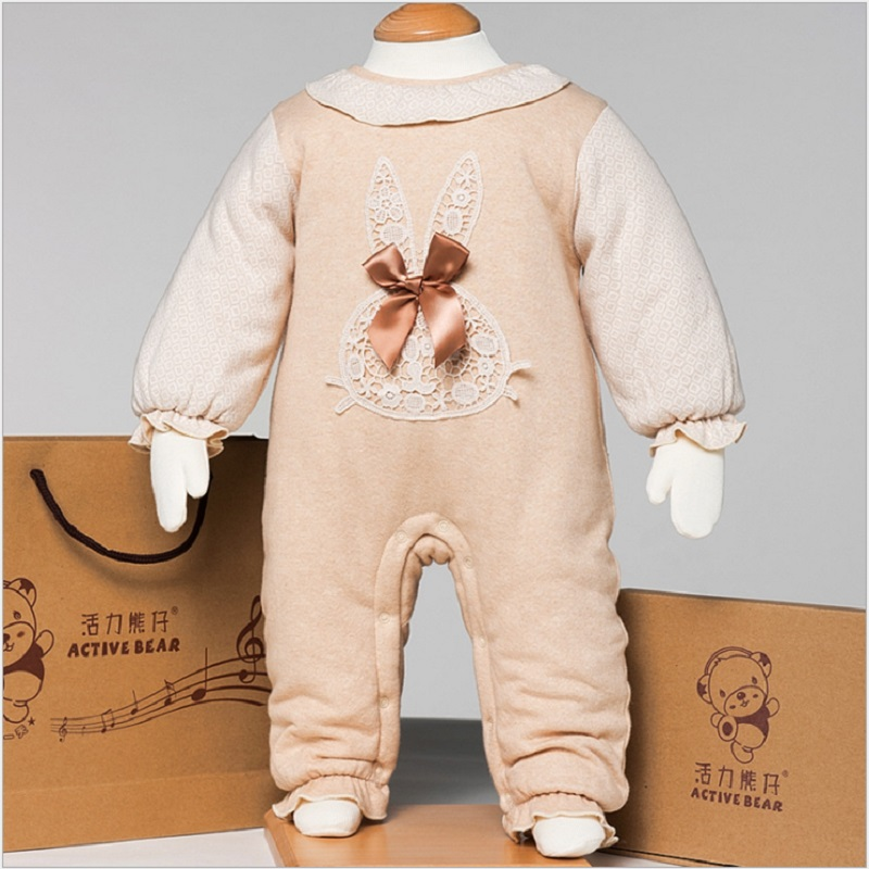 Newborn Baby Girl Boy Organic Cotton Rompers Clothes 2017 Spring Infant Toddler One-pieces Long Sleeve Jumpsuits Onesie Costume<br><br>Aliexpress
