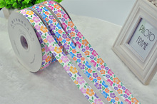 Manufacturers of printing clothing washing curtains standard high-end washing mark smooth ribbon