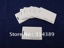 free shipping!100 pcs EM 4100/4102 card/tag,thick card long range card marked card printed card range up to 1M,