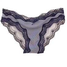 Fashion panties female sexy full lace neon color lace panties super soft women briefs ladies underwear