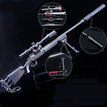 Toy Sniper-Gun PUBG M24 Weapon-Model And 27cm Disassembly Simple