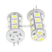 3w  G4 18 LED Bulbs SMD 5050 DC12V 360-396LM White Warm White Commercial Engineering Indoor Professional Sailing