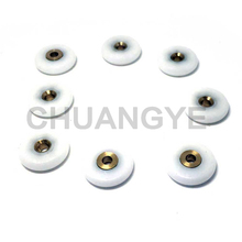 8 x Shower Door REPLACEMENT Runner Wheels For Rollers 22mm,25mm(China)