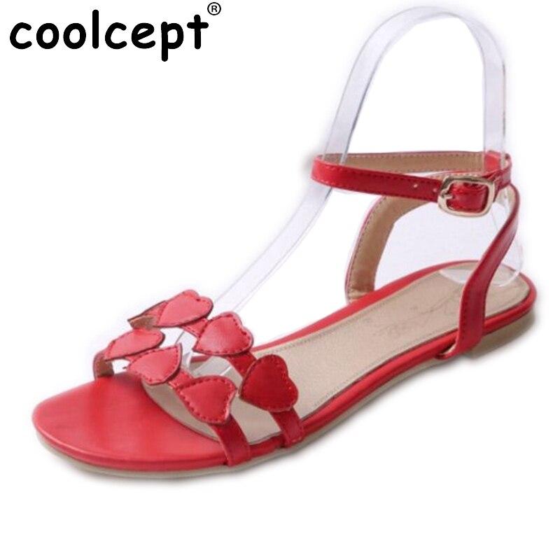 Women Flat Sandals Brand Sexy Fashion Flower Bohemia Hollow Out Shoes Woman Ladies Flip Flops Sandal Footwear Size 31-46 PA00744<br><br>Aliexpress