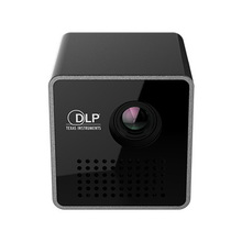 95G ONLY!! P1/P1+ Pico HD DLP LED 3D Projector beamer proyector with Battery Built-in withTF /Micro USB(China)