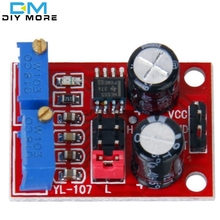 NE555 Adjustable Module Square Rectangular Wave Stepping Motor Driver Module LED Indicator Pulse Generator Frequency Duty Cycle