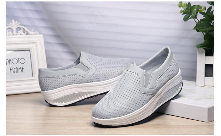RS 3308 (4) 2017 Autumn Women's Platform Shoes