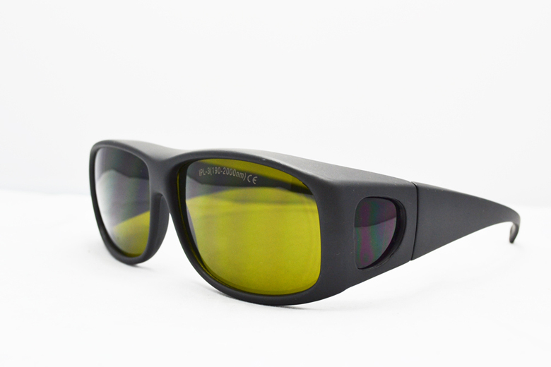 IPL safety glasses IPL-3 (190-2000nm) CE  for Laser Beauty machines  &amp; laser flashes<br>