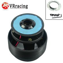 VR RACING - Iron T-2 Steering Wheel Quick Release Hub Adapter Snap Off Boss kit Black for TOYOTA VR-HUB13S(China)