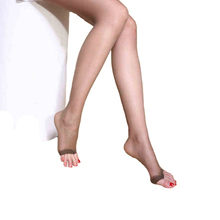 Spring Summer Sexy Women Tights Women's Sexy Fashion Unique Fish Mouth Style Pantyhose Female Open Toes Tight Stocking(China)