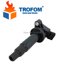 Ignition Coil For Toyota Celica Corolla Matrix MR2 AXIO AYGO RAV4 RUNX YARIS Pontiac Chevy 90080-19015 90080-19019 90919-02239