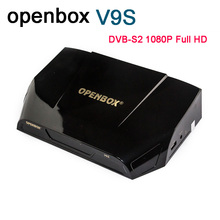 [Genuine] OPENBOX V9S DVB-S2 HD Satellite Receiver Support WEB TV USB Wifi Build in CCCAMD NEWCAMD Miracast IPTV Box Set Top Box