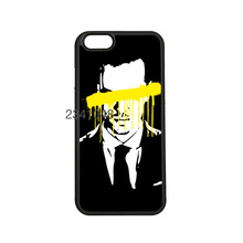 Moriarty Paint soft hard skin cell phone cases for iPhone 4s 5c 5s 6 6s 6plus 6Splus 7 7plus cover case(China)