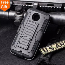 For Motorola MOTO X 2nd Gen X2 XT1097 Case Soft silicone + PC 3 in 1 Heavy Duty Military Armor holster Stand Shock proof Cover
