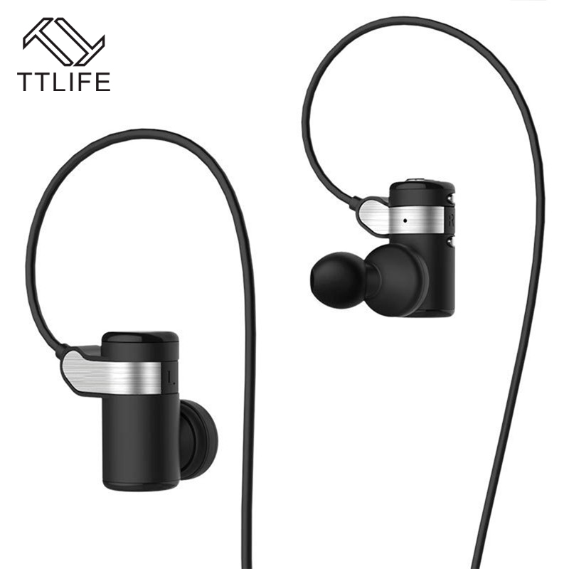 TTLIFE 2017 New Bluetooth Earphones Univeral Wireless Deep Bass Stereo Sport Headphone with free storage box for iPhone/xiaomi<br><br>Aliexpress