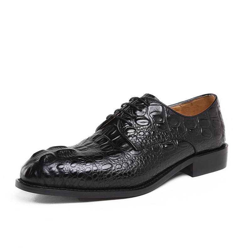 2016 New Handmade Oxford Shoes Genuine Full Grain Cow Leather British Style Wedding Mens Shoes Men Business Shoe Man Lace-up Top<br><br>Aliexpress