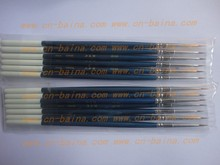 Dental lab laboratory material Stain powder brush pen NO. 00 glaze number 00