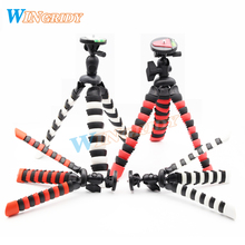 Buy Gorillapod Tripod Octopus Flexible Mobile Tripod Stand Holder Mount Phone GoPro Canon Nikon Tripod Stand Accessories for $6.66 in AliExpress store