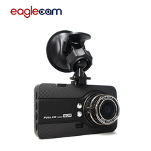"Original novatek Car Dvr 1080P 3"" full hd auto camera G-sensor Loop Recording dash cam dvrs video recorder registrator(China)"