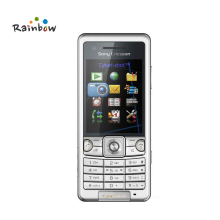 Original Sony Ericsson C510 GPS 3G 3.15MP Camera Unlocked Cell Phone with Memory Card Slots Up to 8GB