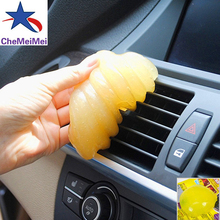 Car Vent Air Outlet Storage Box Panel Door Handle Dust Glue Cleaner Tool for Audi Q5 BMW F10 VW Golf Kia Rio Toyota Hot Sell