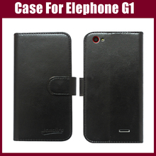 Elephone G1 leather case,New High Quality stand Case luxury Flip Leather Case For Elephone G1 Phone Case Six Colors in stock