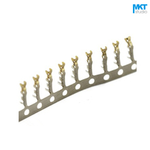 1000Pcs Gold Plated Copper Dupont Crimps For 2.0mm Pitch Female Dupont Housing Header Connector and Wires